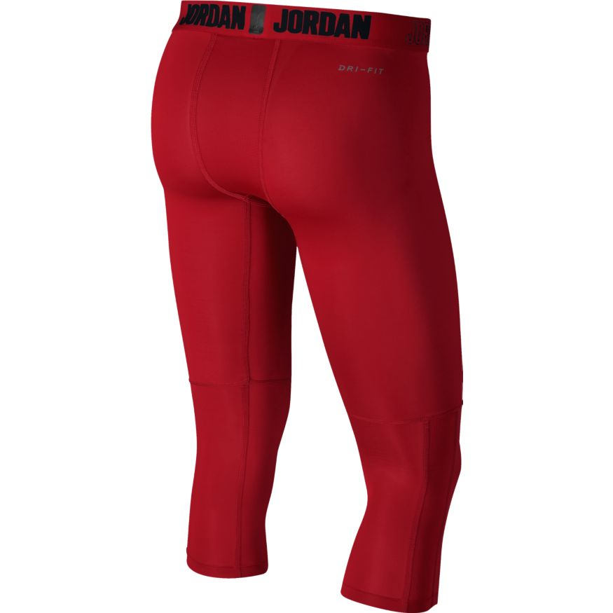 price reduced ever popular new products COLLANT JORDAN ALPHA DRY 3/4 - RED BLK