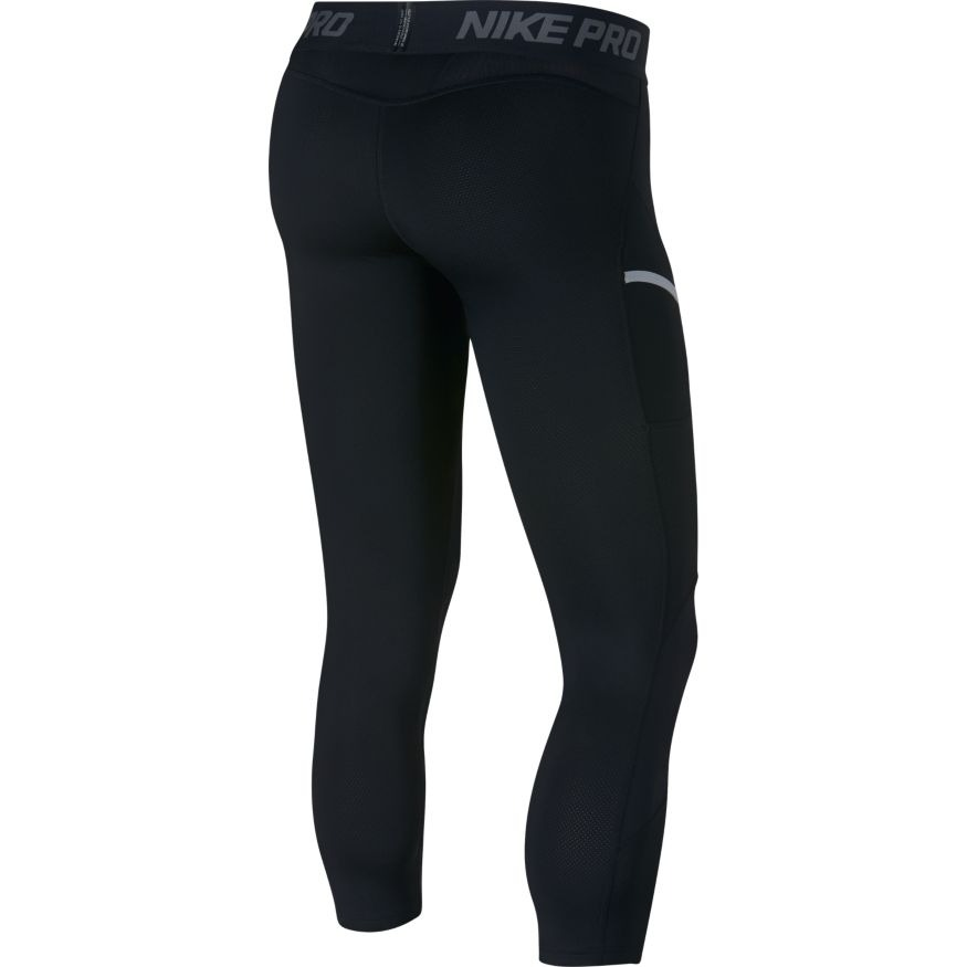 wholesale dealer high quality 50% price COLLANT NIKE DRY 3/4 BBALL - BLK