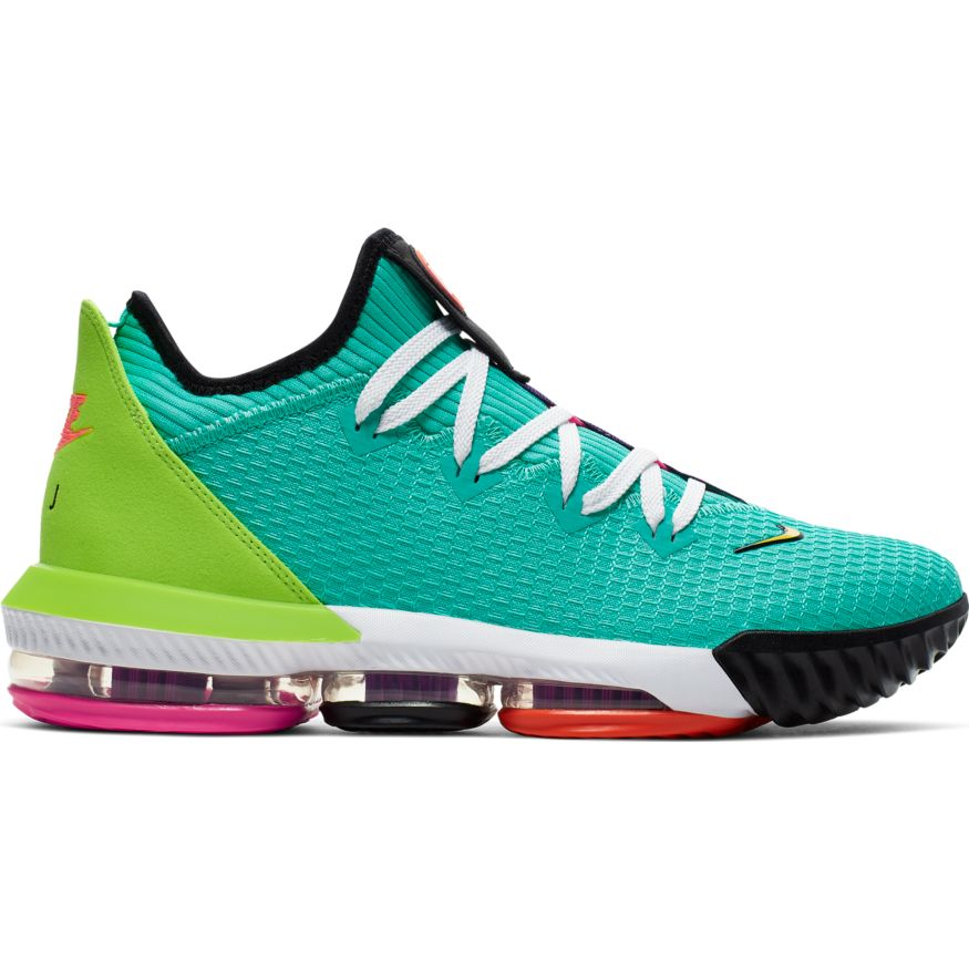 Lebron Xvi Hyper Jade Nike Low wX8OPn0k