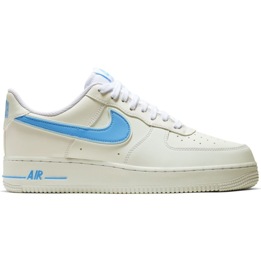 magasin d'usine 5ed8c 9622e NIKE AIR FORCE 1 '07 3 - WHT/BLUE