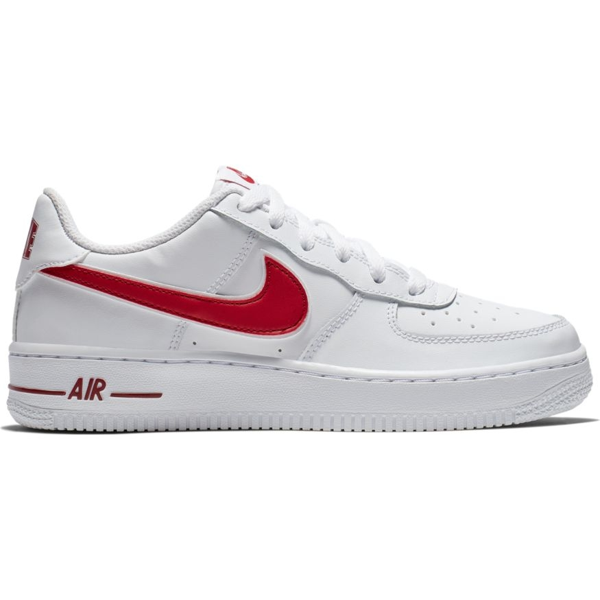 on sale meet amazing price NIKE AIR FORCE 1 ENFANT '07 3 - WHT/RED