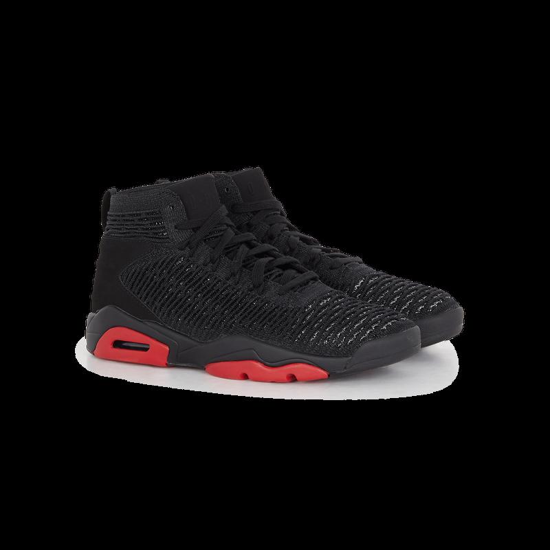 chaussures de sport 8deca c6684 JORDAN FLYKNIT ELEVATION 23 - BLK/RED