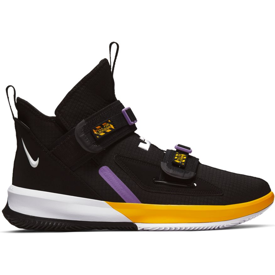 check-out 4da18 3969a NIKE LEBRON SOLDIER XIII SFG - LAKERS