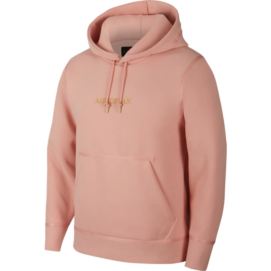 good looking store new list SWEAT A CAPUCHE JORDAN REMASTERED PO - PINK
