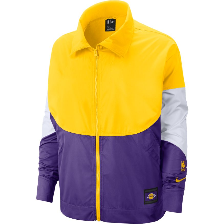 biggest discount speical offer great fit VESTE NIKE NBA SNAP COURTSIDE FEMME - LOS ANGELES LAKERS