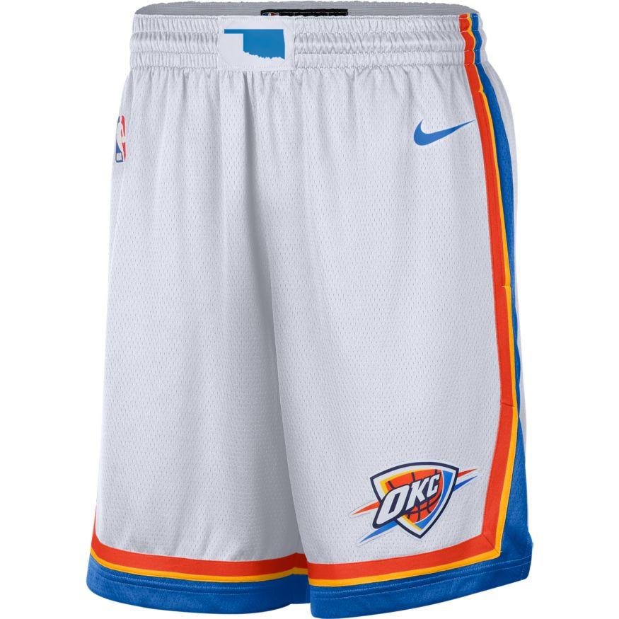best cheap 4e7d5 dc8e6 SHORT NIKE NBA SWINGMAN ASSOCIATION - OKLAHOMA CITY THUNDER