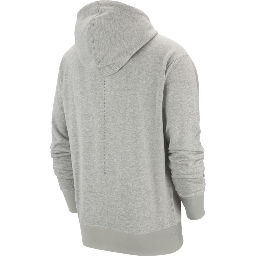 SWEAT A CAPUCHE NIKE GIANNIS GREY | Basket Connection