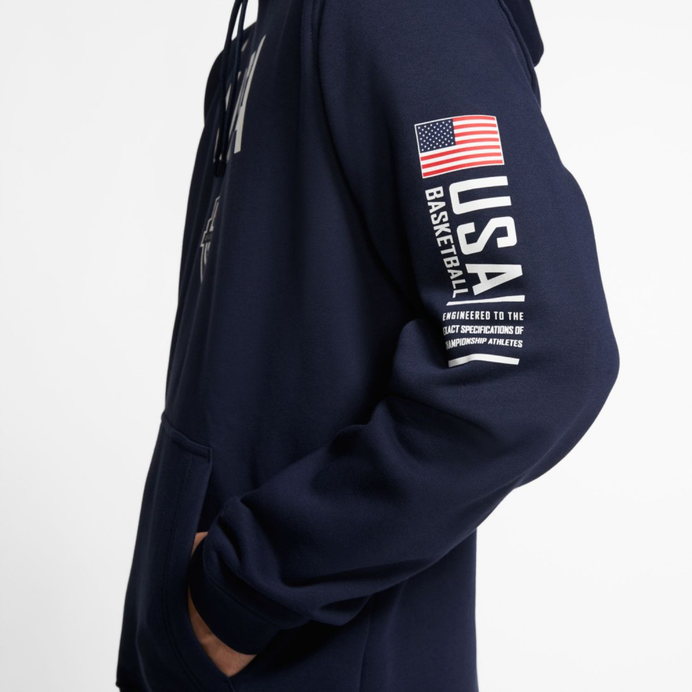 exquisite style online shop free shipping SWEAT A CAPUCHE NIKE BBALL USA