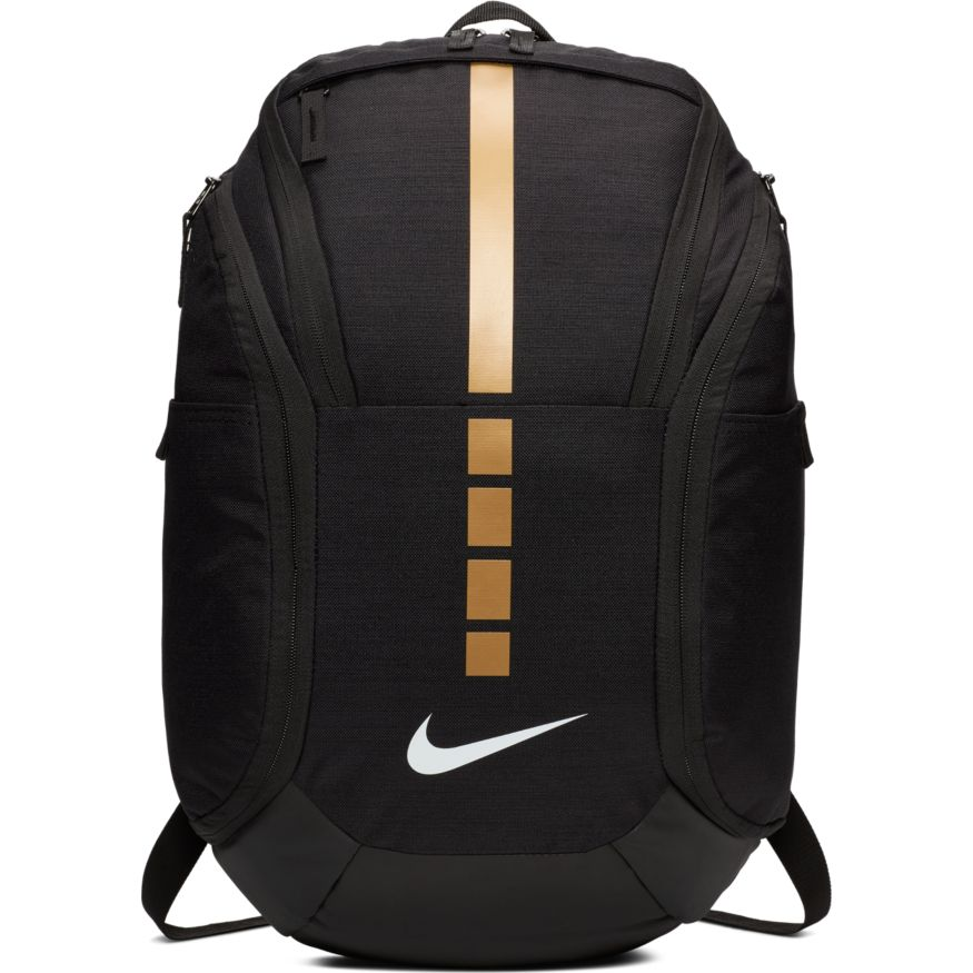 SAC A DOS NIKE HOOPS ELITE SMALL BLK GOLD
