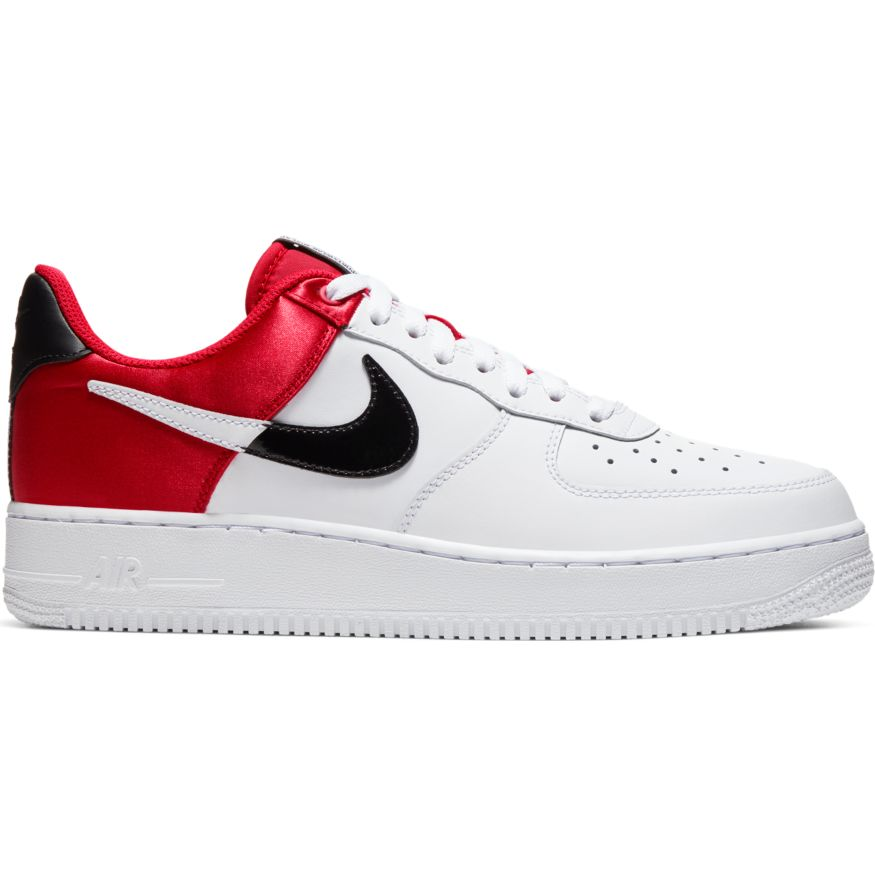 nike air force 1 noir rouge