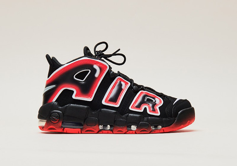 NIKE AIR MORE UPTEMPO 96' - LASER
