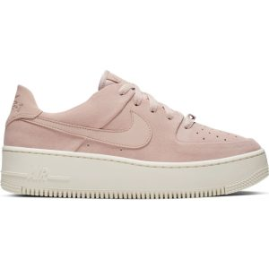 Nike Air Force 1 Sage Low Beige Shoes 2019 details