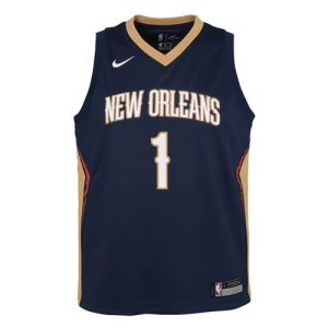 Maillot NBA Zion Williamson New Orleans Pelicans Nike Icon