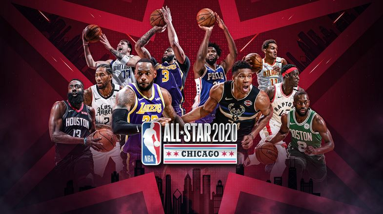 ALL STAR GAME 2020 CHICAGO| Basket Connection