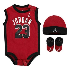 PACK 3 BODY JORDAN CLASSIC BLK WHT RED | Basket Connection